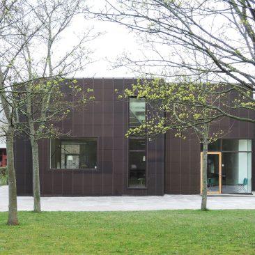 Allerød Gymnasium, ny tilbygning