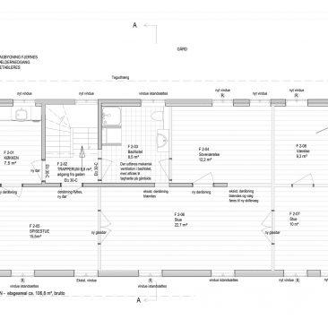 P:Pdoc2103 Lindegade 3, Kalundborgprojekt90420 Revideret pr