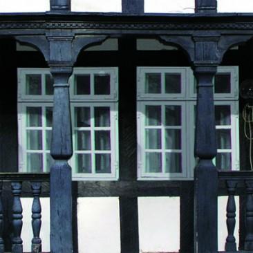 Rostgårdhus