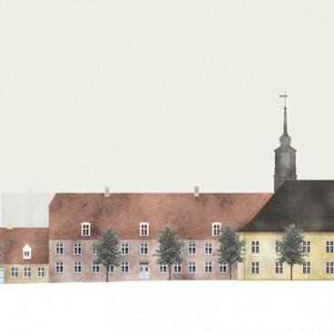 Christiansfeld gamle skole